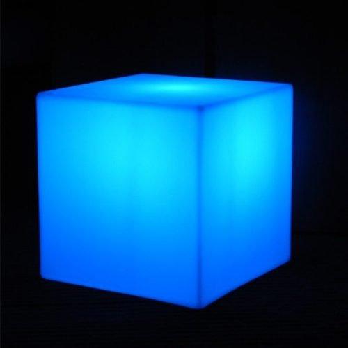 Cube LED lumineux location