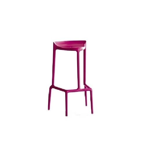 Tabourets fushia - tabouret de bar en location