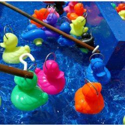 Pêche aux canards - jeux pour petits et grands en location