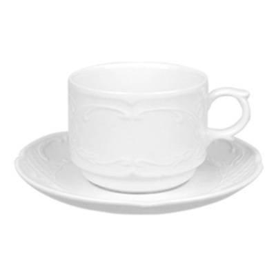 Location service à café : tasse à café, sous-tasse