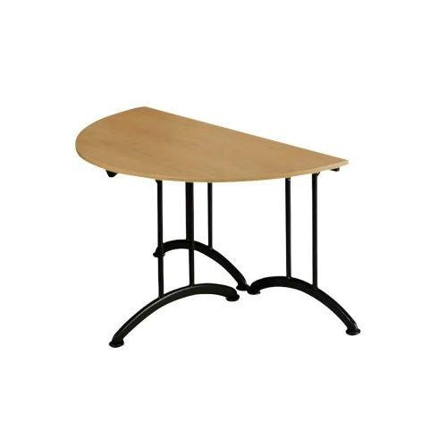 table demi-ronde en location