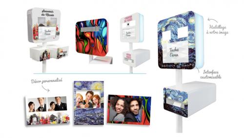 Location borne photo - photobooth photomaton