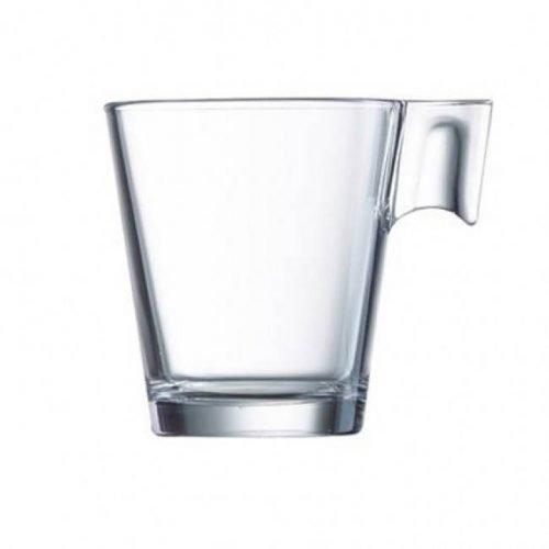 Location tasse café en verre 8cl - Location vaisselle